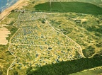 Luchtfoto camping Duinoord Nes 2
